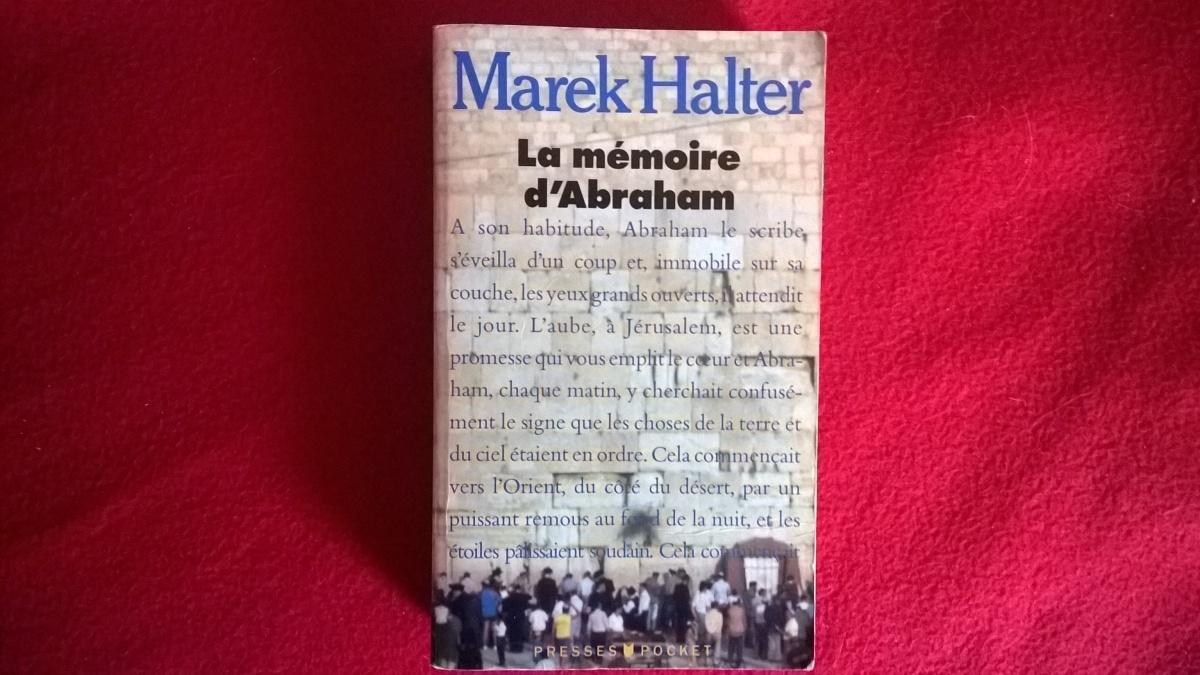 La mémoire d'Abraham (Marak Halter)