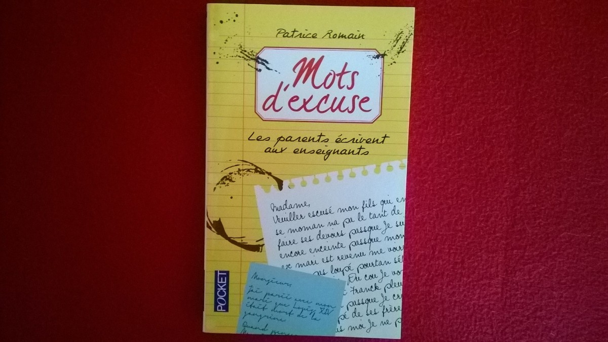 Mots d'excuse (Patrice Romain)