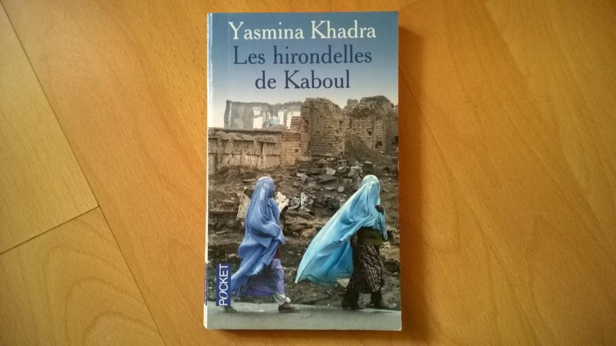 Les hirondelles de Kaboul (Yasmina Khadra)